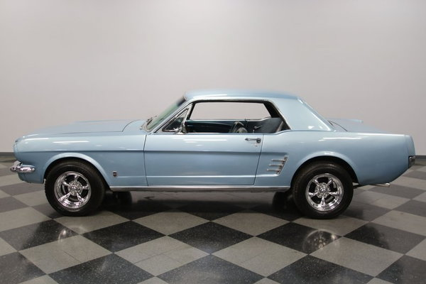 1966 Ford Mustang  for Sale $28,995