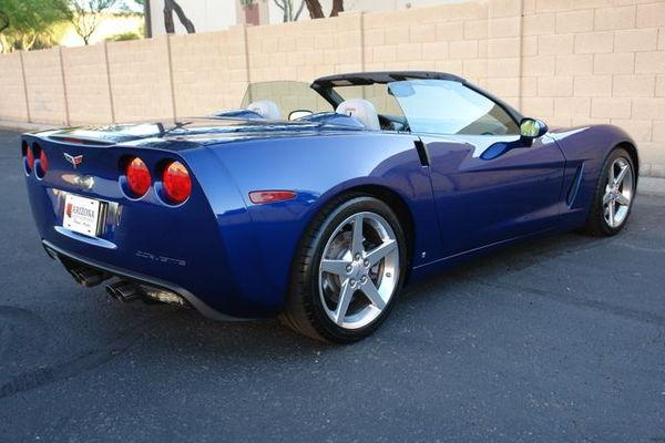 2006 Chevrolet Corvette  for Sale $0