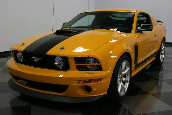 2007 Ford Mustang Saleen/Parnelli Jones Limited Edition  for Sale $44,995