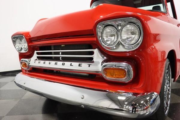 1959 Chevrolet Apache Big Window  for Sale $39,995