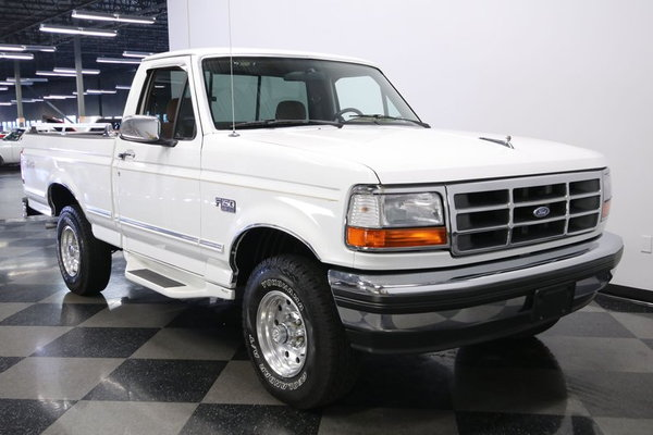 1993 Ford F-150 XLT 4X4  for Sale $14,995