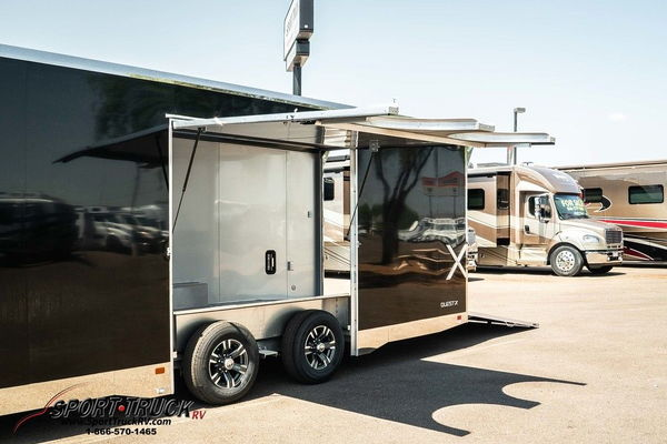 2020 ATC Trailers 26' Quest X