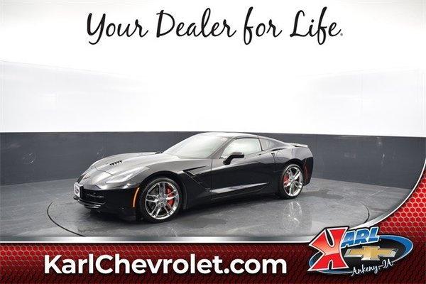 2016 Chevrolet Corvette  for Sale $59,500
