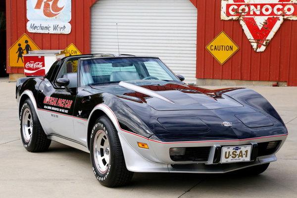 1978 Chevrolet Corvette Pace Car  for Sale $32,995