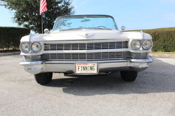 1964 Cadillac DeVille  for Sale $24,500