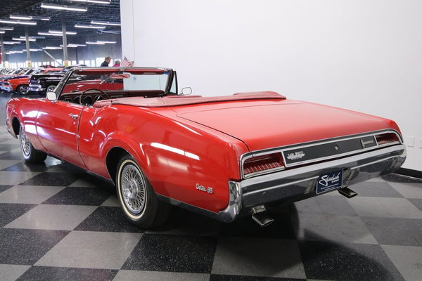 1967 Oldsmobile Delta 88 Convertible  for Sale $23,995