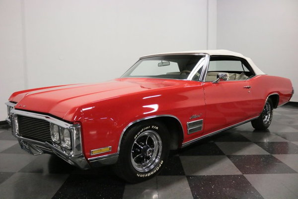 1970 Buick Wildcat Convertible  for Sale $39,995