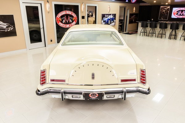 1978 Lincoln Continental Mark V  for Sale $32,900