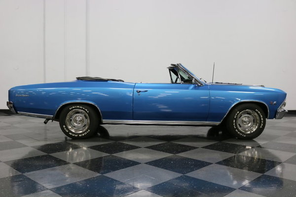 1966 Chevrolet Chevelle SS 396  for Sale $53,995