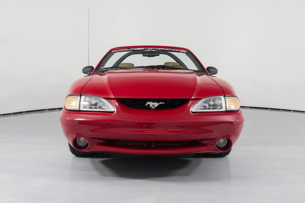 1994 Ford Mustang SVT Cobra Indy Pace Car  for Sale $20,500