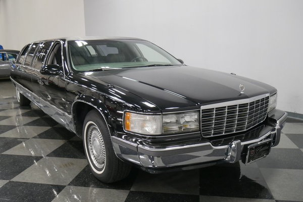 1995 Cadillac Fleetwood Limousine  for Sale $24,995