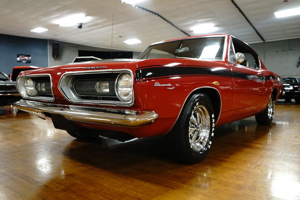 1967 Plymouth Barracuda  for Sale $29,900
