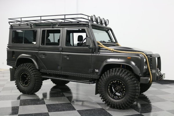 1991 Land Rover Defender  110 Spectre 007 Edition  for Sale $94,995