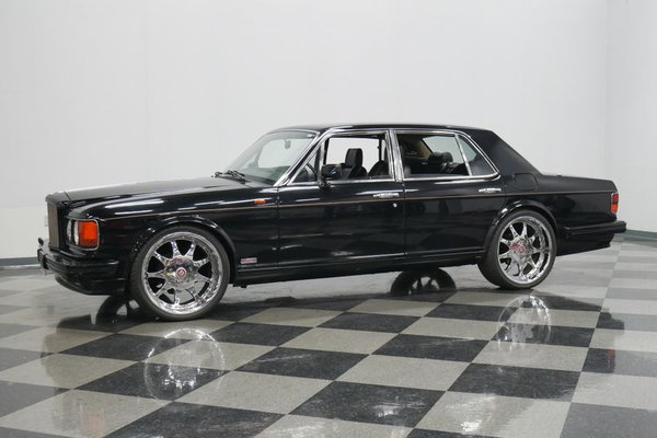 1990 Bentley Turbo R Red Label  for Sale $23,995