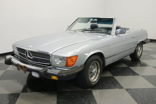 1984 Mercedes-Benz 380SL  for Sale $9,995
