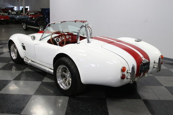 1966 Shelby Cobra Replica  for Sale $42,995