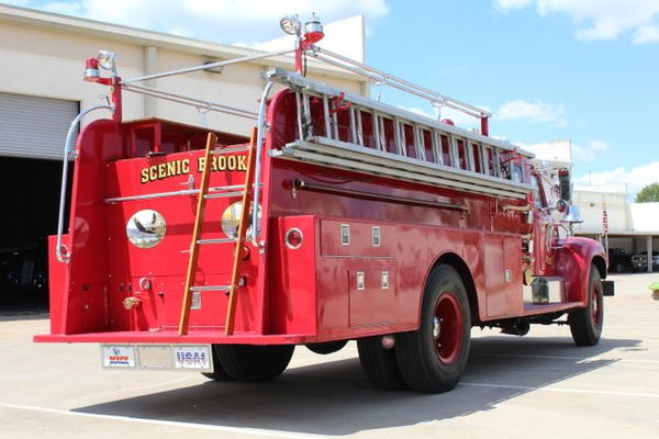 1959 Mack Fire Truck  for Sale $28,500