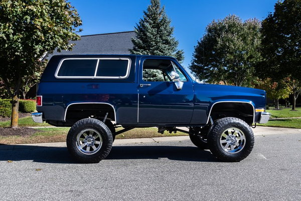 1991 Chevrolet Blazer 4X4  for Sale $42,900
