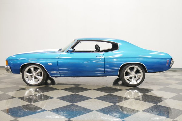 1972 Chevrolet Chevelle SS Tribute  for Sale $38,995