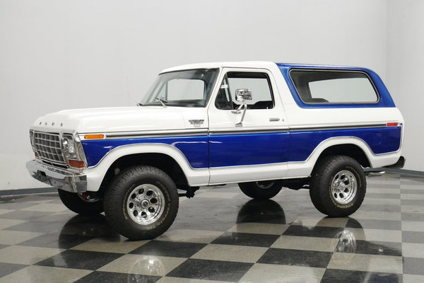 1979 Ford Bronco  for Sale $29,995