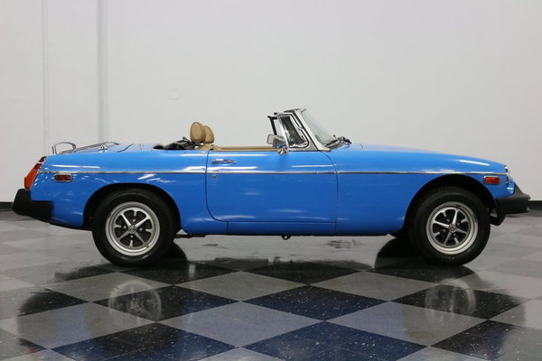 1979 MG MGB  for Sale $8,995