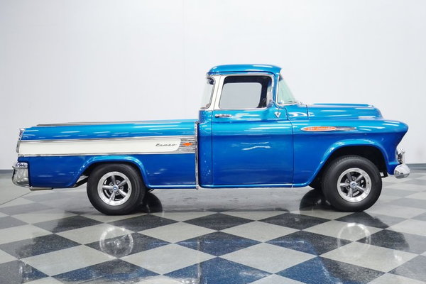 1957 Chevrolet Cameo 3124  for Sale $79,995