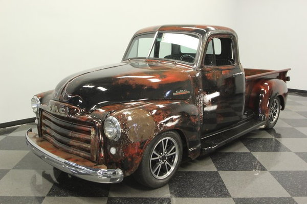 1952 GMC 3100  for Sale $32,995