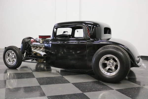 1932 Ford Model A 3 Window Coupe  for Sale $32,995