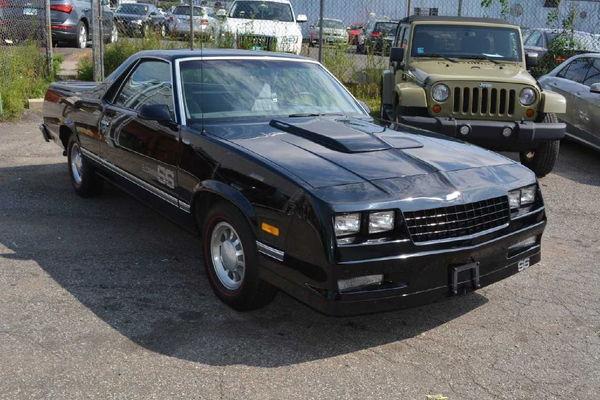1987 CHEVROLET EL CAMINO  for Sale $26,500
