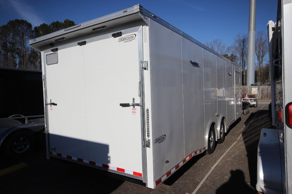 2019 BRAVO Star 28' Enclosed Car Trailer