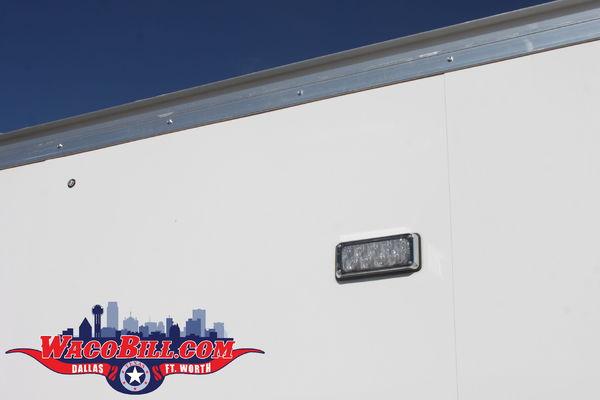 32' United 2019 Super Hauler X-Height Trailer Wacobill.com