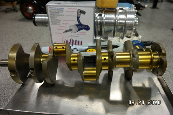 SBC 410 c.i. rotating assembly  for Sale $1,250