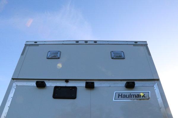 2021 Haulmark Edge ALX Stacker