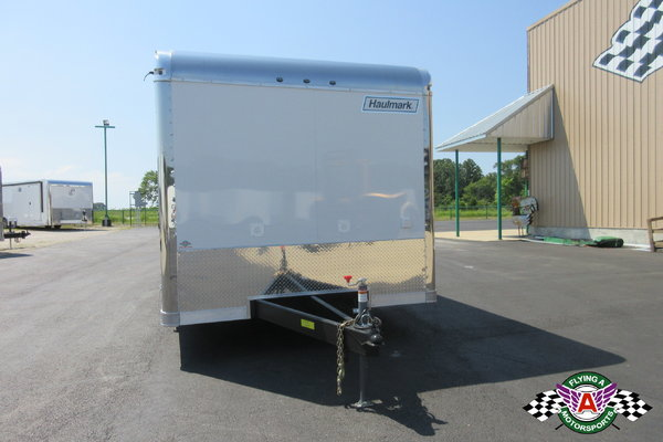 New 2019 Haulmark 28' Edge Pro Race Trailer