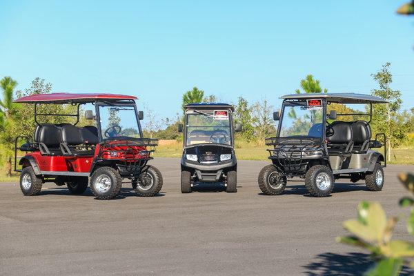 Bintelli 6PR Sport Golf Cart  for Sale $8,995