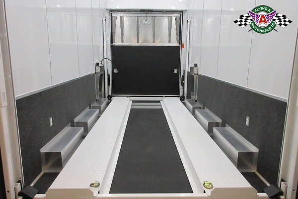 2019 Haulmark ALX 28' Stacker   for Sale $44,900