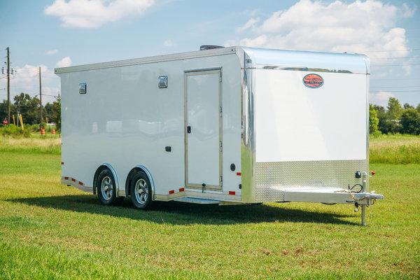 2019 Sundowner 20' Race Car Series Trailer