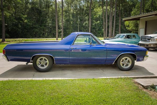 1972 Chevrolet El Camino  for Sale $29,500