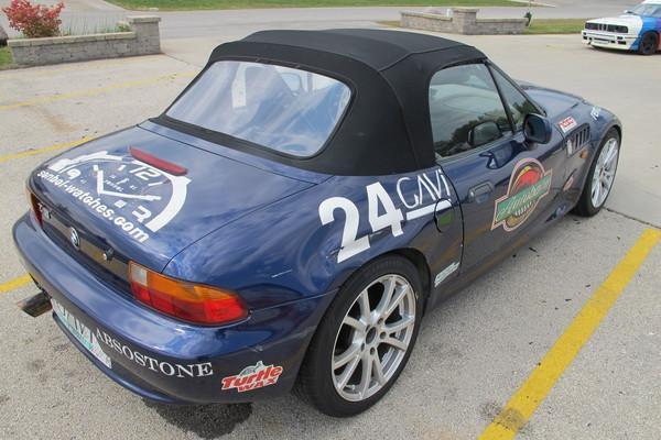 1996 BMW Z3 1.9  for Sale $6,000