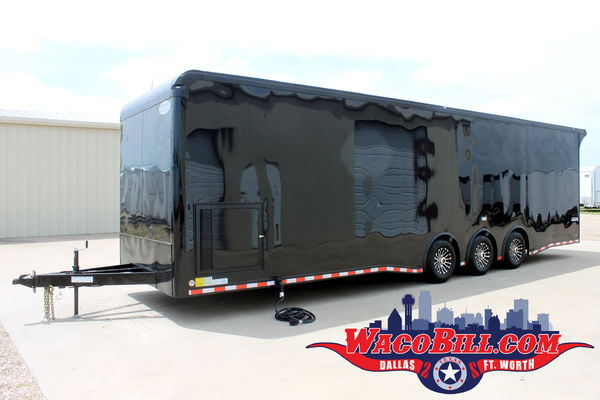 32' BLACK-OUT X-HEIGHT LOADED! @ Wacobill.com