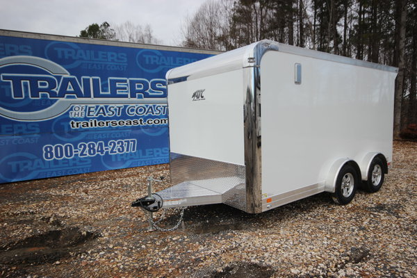 2019 ATC QUEST MC300 7.5X14 Motorcycle Trailer