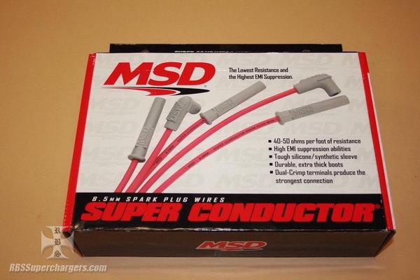 MSD Plug Wires SBC/BBC  for Sale $106