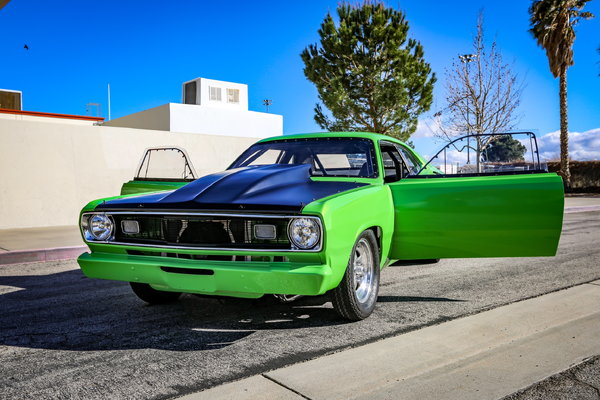 1971 Plymouth Duster Race Car  for Sale $38,000