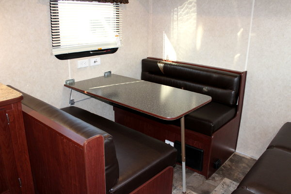 2019 32' Enclosed Trailer w/12' Living Quarters