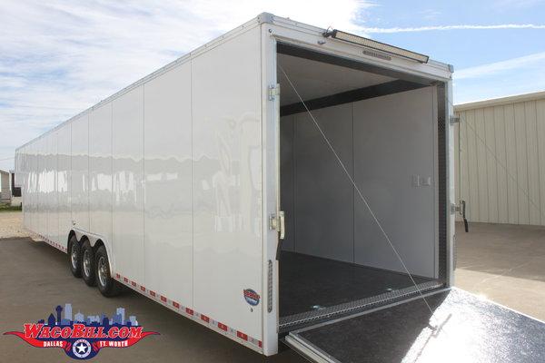 48' United X-Height 2-Car Transporter Wacobill.com