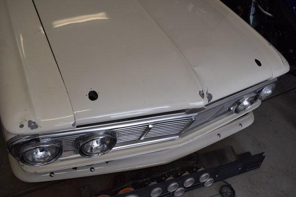1963 Mercury Comet Pro Street Car  for Sale $52,500