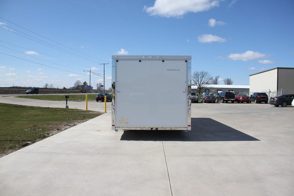 2018 inTech Icon 24' All Aluminum Tag Trailer  for Sale $20,999