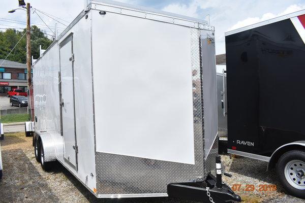 Cargo Trailers ready to go
