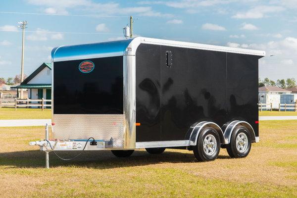 2019 2019 Sundowner 13' Enclosed Motorcycle Trailer  for Sale $13,600