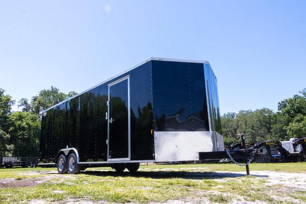 2022 8.5X24 Continental Cargo Trailer